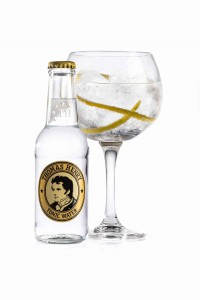 Gin Tonic mit Thomas Henry Tonic Water. Quelle: Thomas Henry