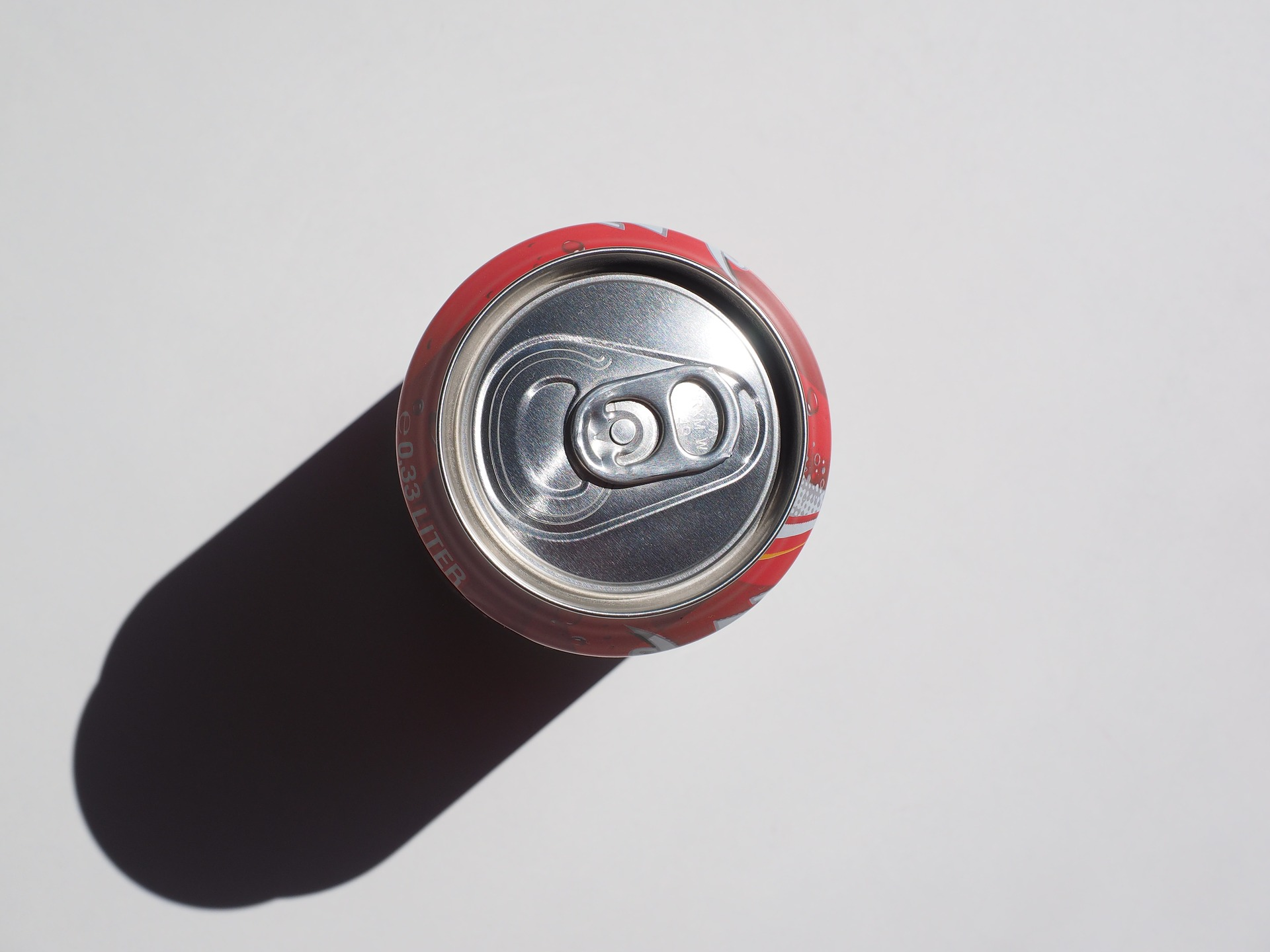 Coka Cola wirft seinen Schatten voraus.
