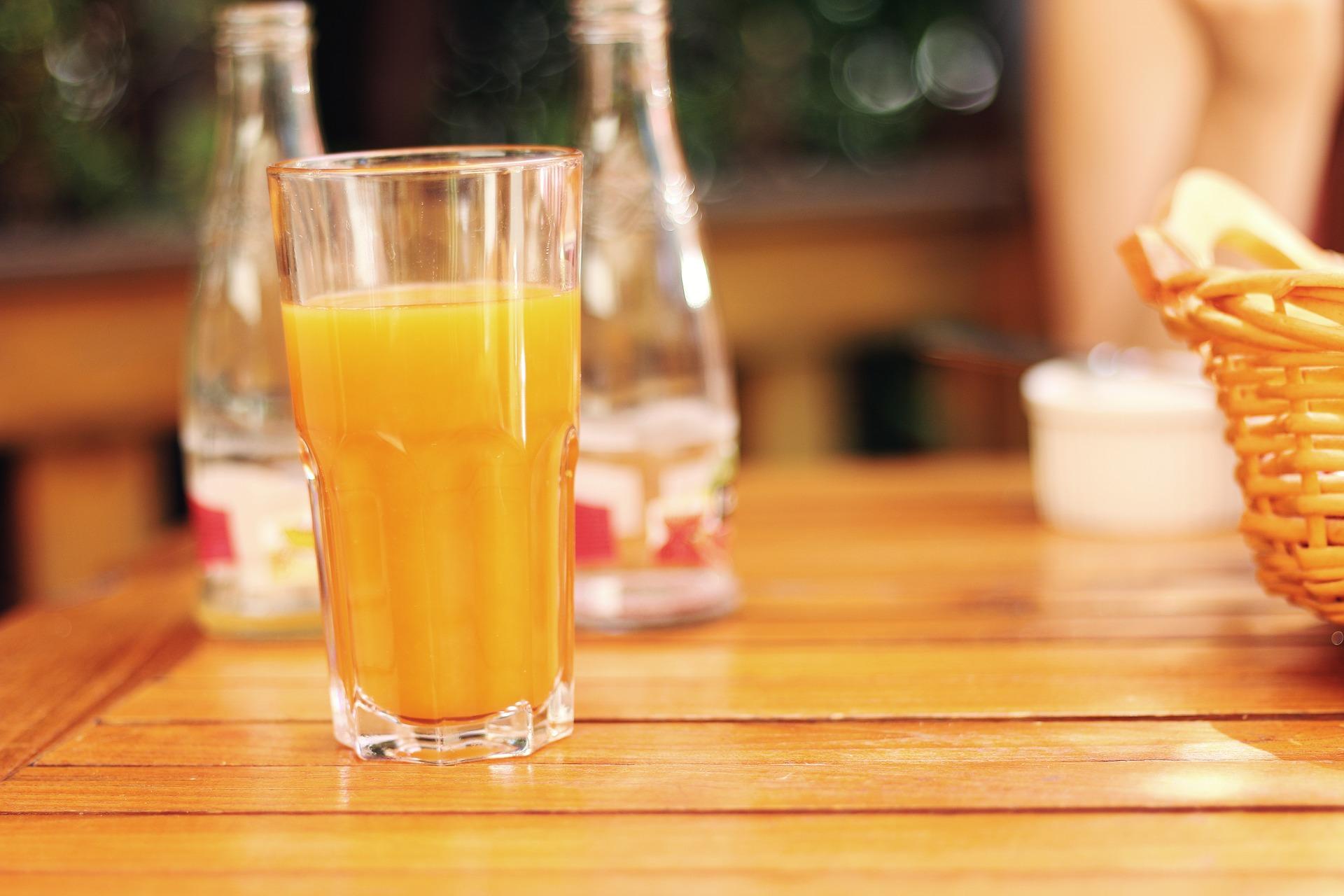 Saft ist der Filler in extrem vielen Cocktails.