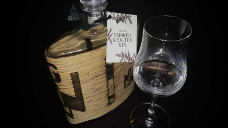 nginious! Smoked & Salted Gin ist anders, aber lecker!