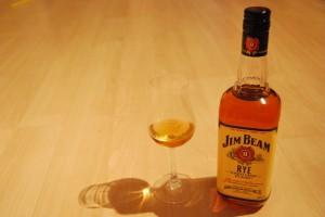 Jim Beam Rye - der Rye Whiskey aus dem Hause Jim Beam.
