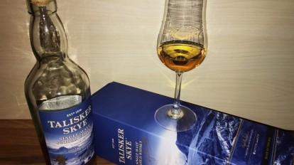 Der Talisker Skye Single Malt stammt - anders als viele meinen - nicht von der Insel Islay.
