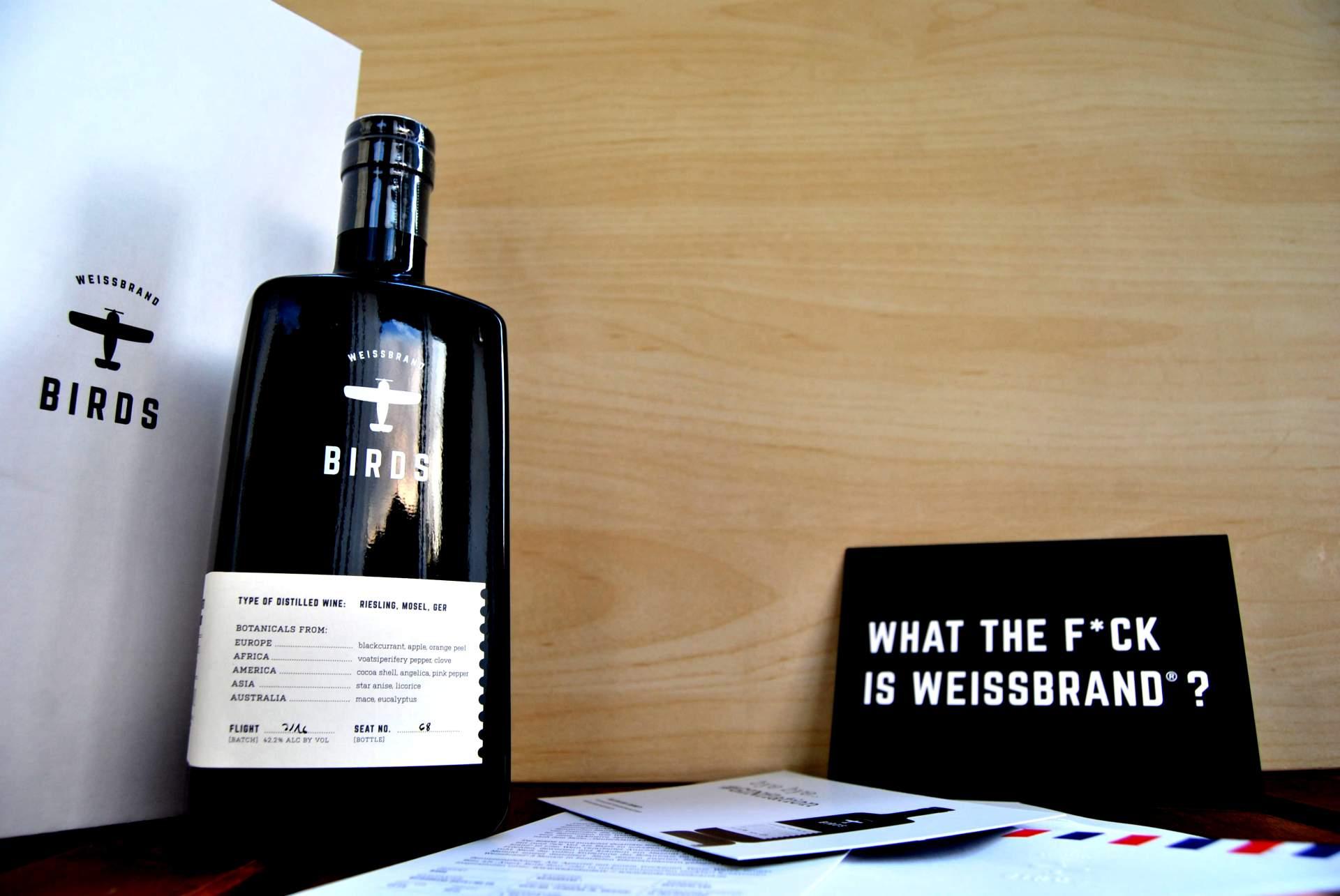 Birds Weissbrand stellt wichtige Fragen.
