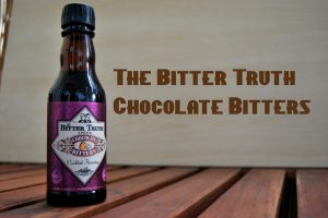 Chocolate Bitters für Cocktails von The Bitter Truth.