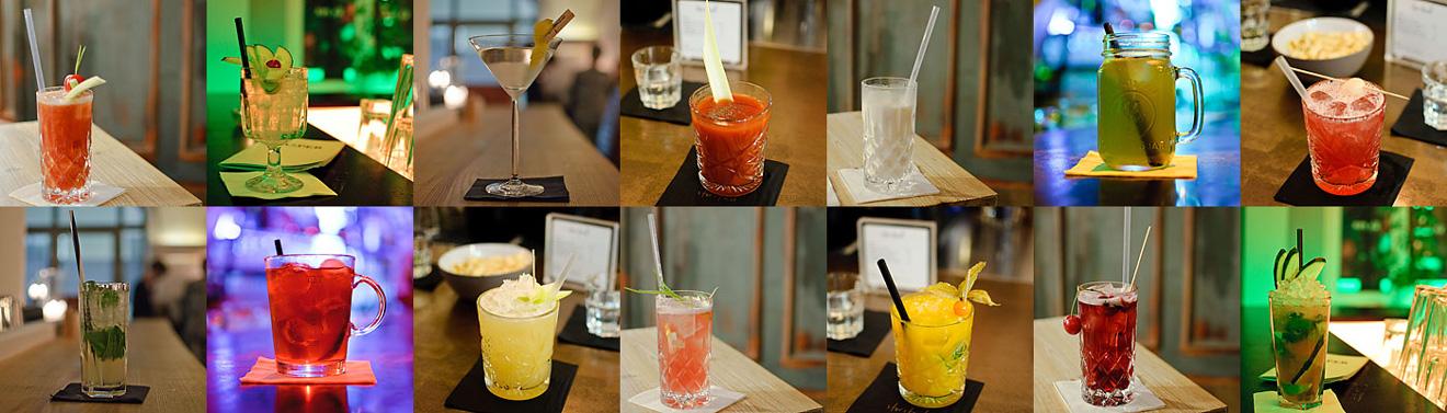 10 Cocktails (oder mehr), eine Stadt, ein Abend. Diesmal in Regensburg.