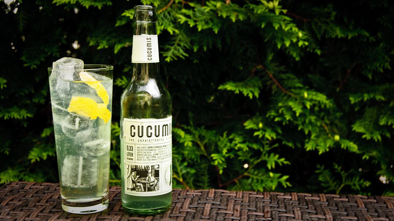Cucumis Gurkenlimonade: Vielleicht das beste Tonic ohne Tonic