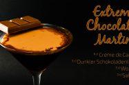 Der Extreme Chocolate Martini ist der ultimative Dessert-Cocktail.