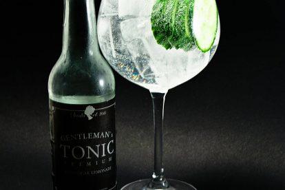 Gentleman's Tonic bringt einem Gin and Tonic vor allem eine intensive Pfeffernote.