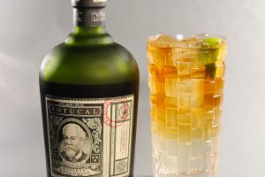 Ron Botucal Reserva Exclusiva in einem Dark 'n Stormy mit Fentimans Ginger Beer.