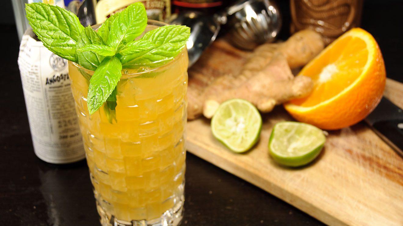 Der Q.B. Cooler gilt als Ur-Vater des berühmtesten Tiki-Cocktails Mai Tai.