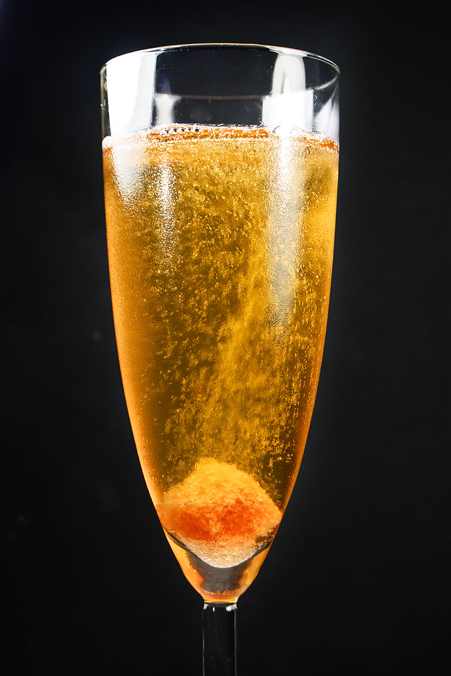 Cocktails zu Silvester: Kir Royal, French 75 und Champagne Cocktail