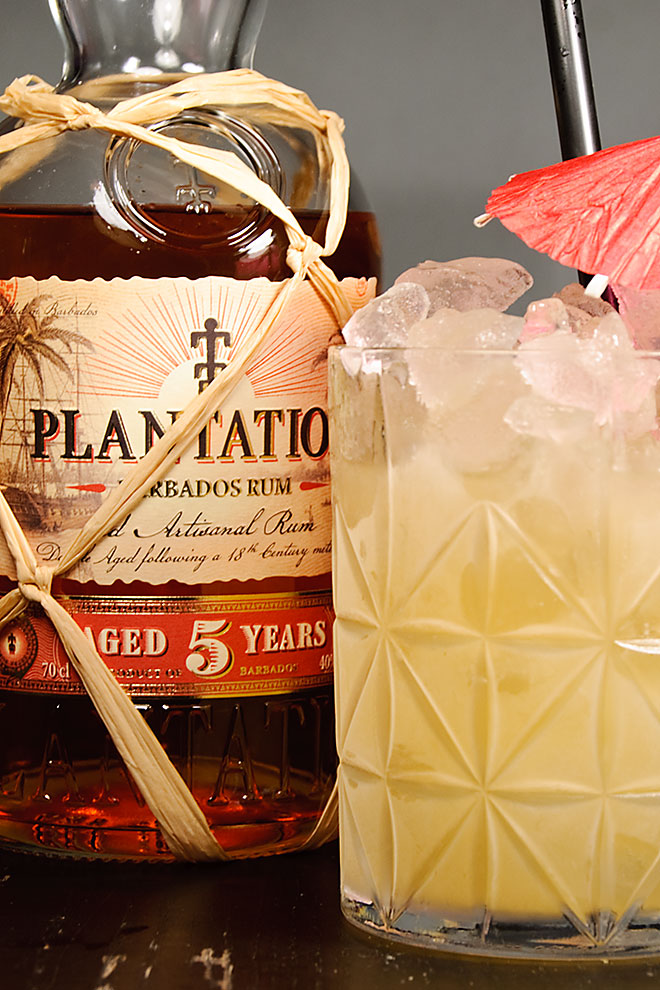 Der Plantation Barbados Rum 5 Years in einem Mai Tai.