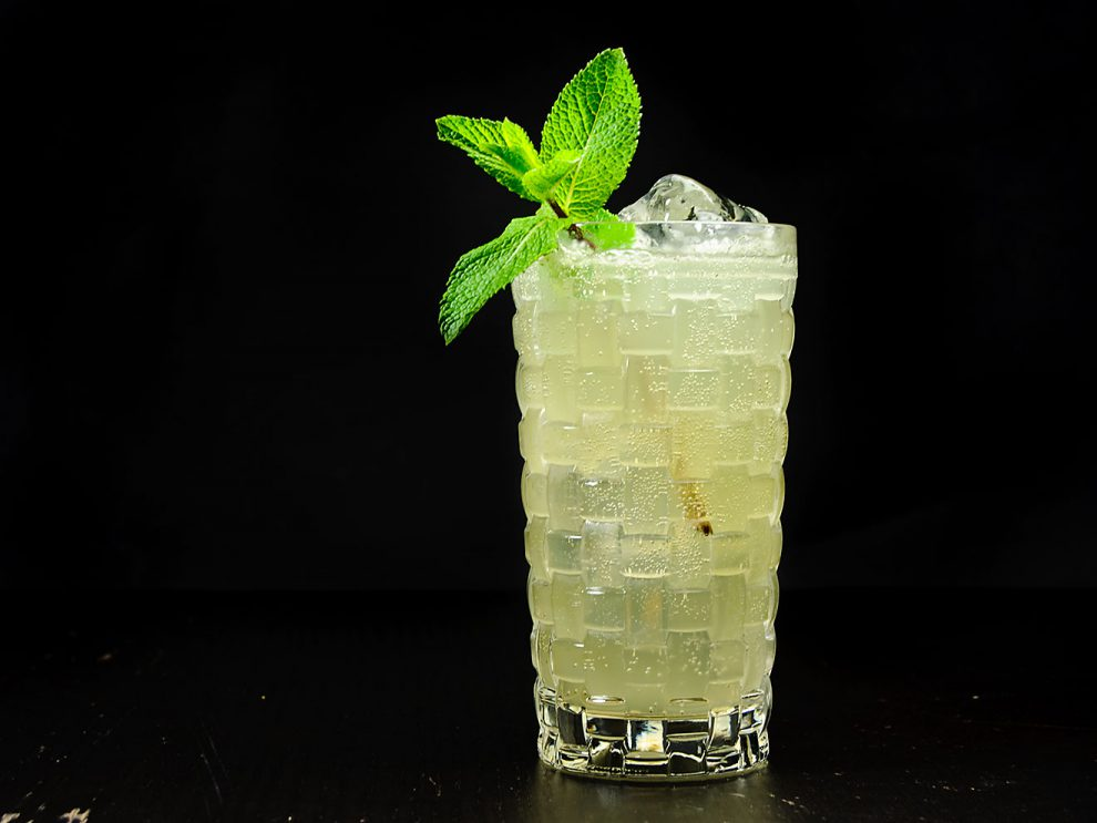 cocktail minze limette
