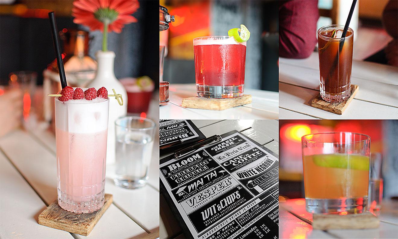 Cocktail Karte.Bamberg Bar Ostbar Cocktail Karte Cocktails Mit Gin Wodka Whisky
