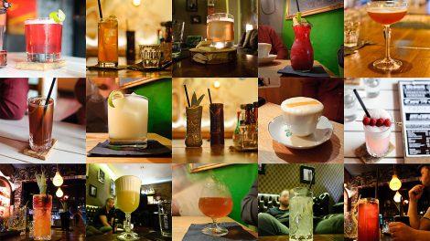 Wir waren in den Bars von Bamberg und haben uns durch die Ostbar, den Kawenzmann, das Schwarze Schaf, den Schluckspecht und das Dude getrunken.