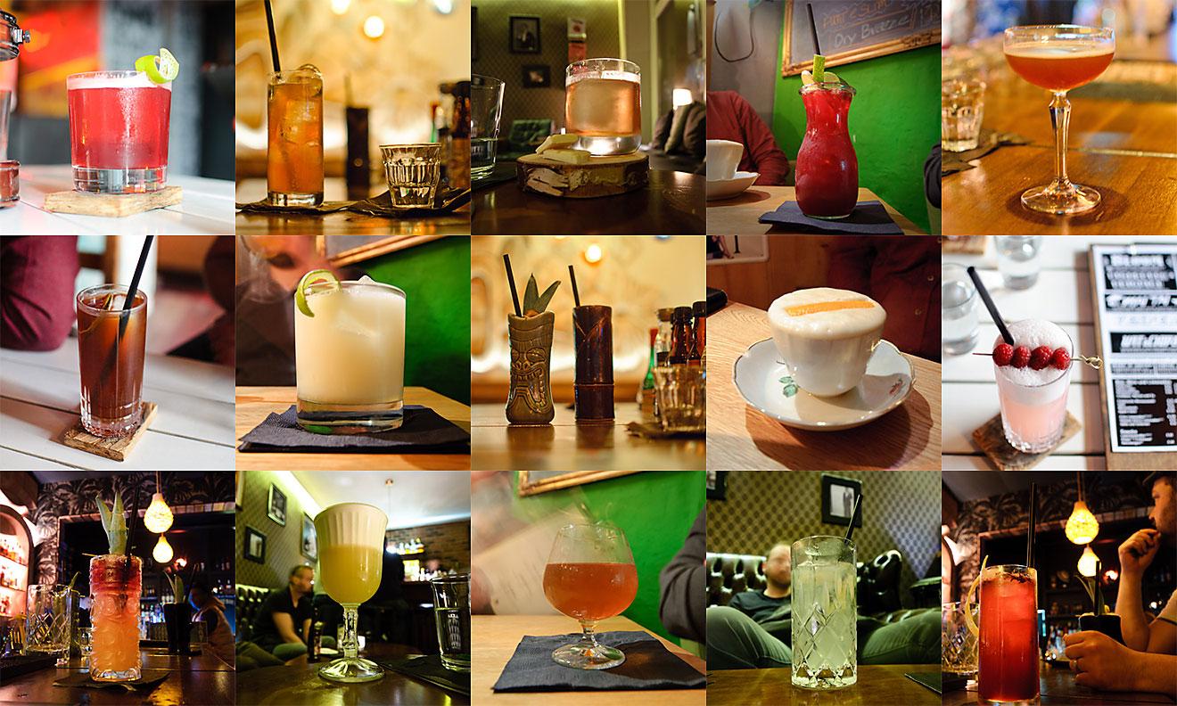 In 10 Cocktails (oder mehr) durch die Bars von Bamberg
