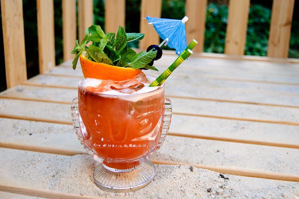 Planter's Punch: Original-tailrezept und Tiki-Variante on