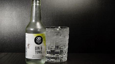Ein Gin Tonic von Marc & Philipp.