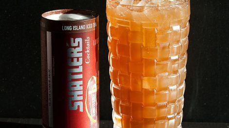 Ein Long Island Iced Tea von Shatler's.