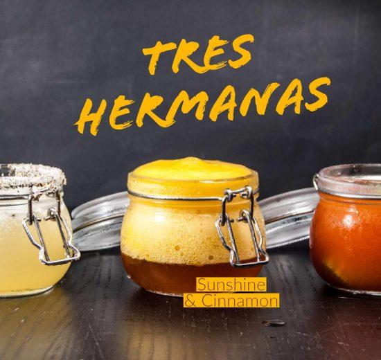 Die Tres Hermanas, sind unsere Einführungsrunde in die Welt von Tequila und Mezcal.
