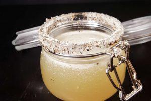 Hermana Nummer 1: Die Manzanilla, unser Margarita-Twist.
