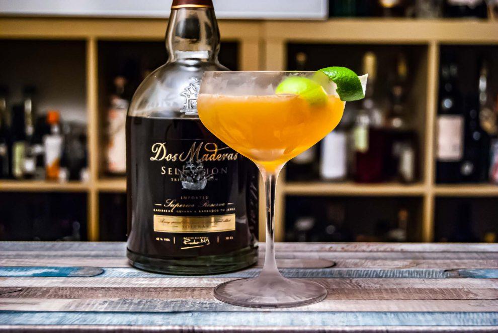 Der Dos Maderas Seleccion Triple Aged Rum in einem Twist auf den Hemingway Daiquiri.