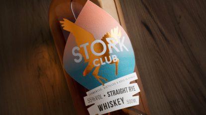 Stork Club ist ein Whisky der Jungs von Spreewood Distillers.