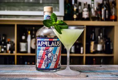 Die Suedmarie von Applaus Gin im Richmond Gimlet mit Minze und Limettensaft.