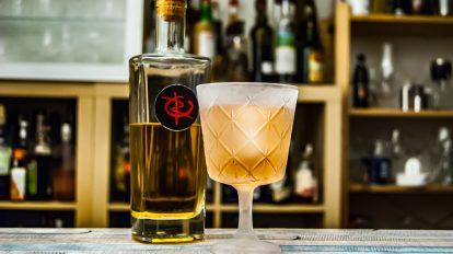 Der Revolte Spiced Rum Drink Drydaddy.