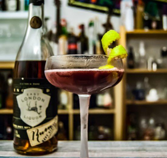 Der East London Liquor Company Demerara Navy Strength im Porto Daiquiri.