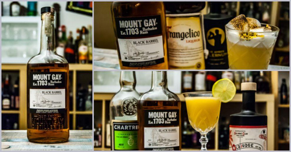 Der Mount Gay Black Barrel Rum begeistert uns vor allem in Drinks mit Falernum.
