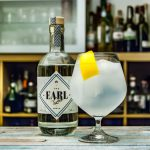 The Earl of Gin im Gin Tonic.