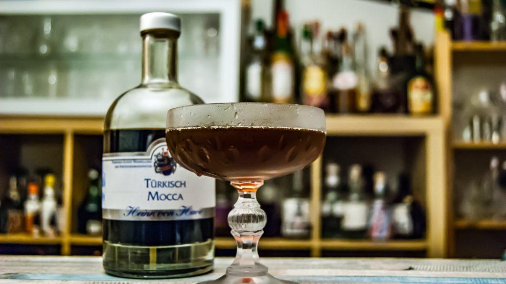 Der von Have Türkisch Mocca im Mocca Martini.