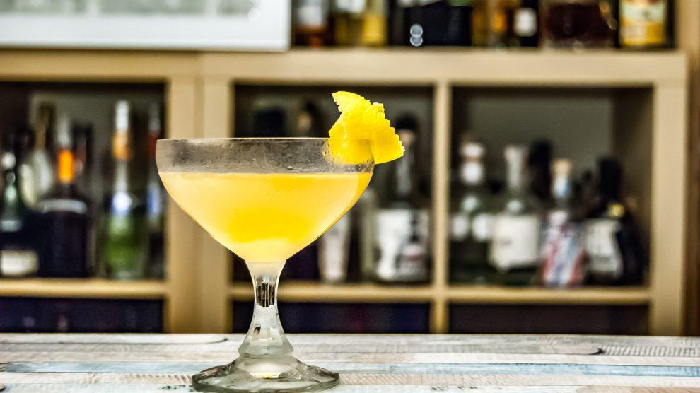 Die besten Cocktails mit Gin - Cocktailbart.de