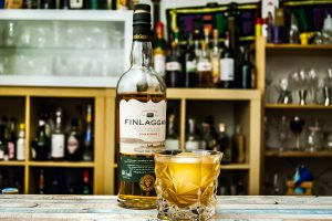 Finlaggan Old Reserve im Malt 'n Oil-Cocktail.