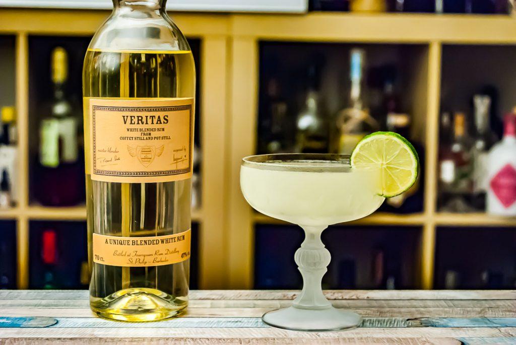 Veritas macht ziemlich, ziemlich gute Daiquiris. Hatten wir aber schon erwähnt.