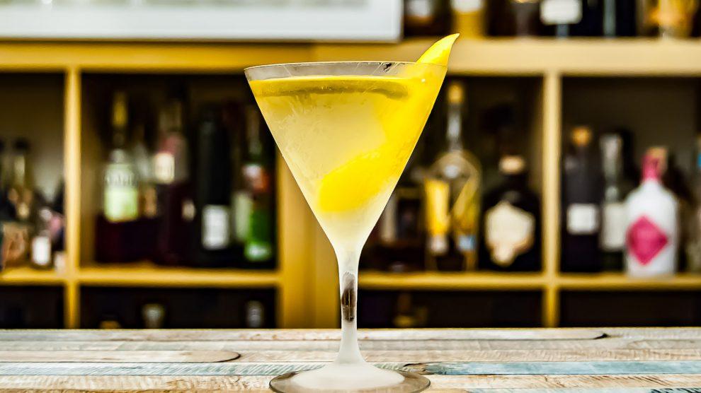 Der Poet's Dream ist die vielleicht spannendste Martini-Variante, die wir 2018 im Glas hatten.
