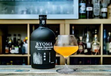 Ryoma Rhum Japanoise im Actual Japanese Cocktail.