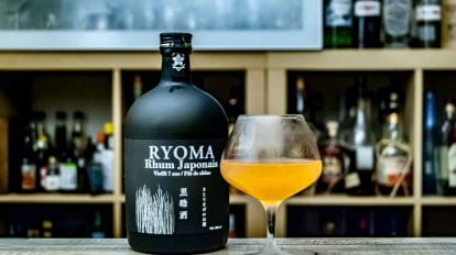 Ryoma Rhum Japanoise im Actual Japanese Cocktail.