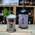 Togouchi Kiwami Japanese Blended Whisky in einem Mint Julep.