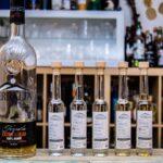 Wir verkosten die komplette Reihe an Terralta Tequilas von Blanco bis Extra Anejo 55%.