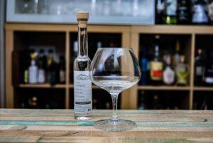 Terralta Tequila Blanco in der Pur-Verkostung.