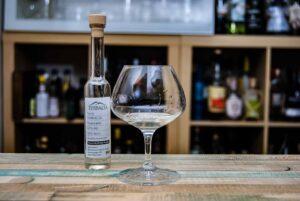 Terralta Tequila Reposado in der Pur-Verkostung.