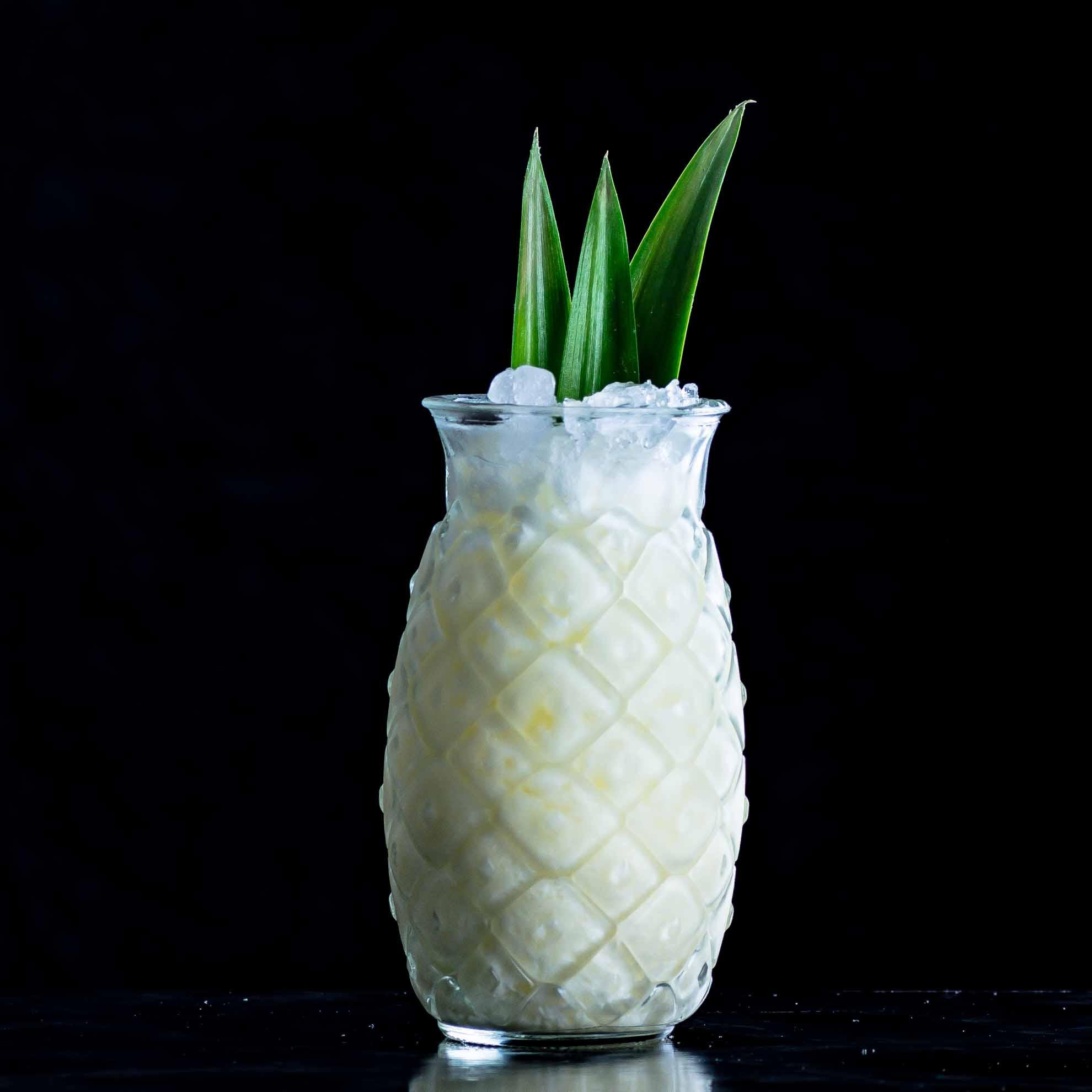 Piña Colada Cocktail   Das perfekte Rezept