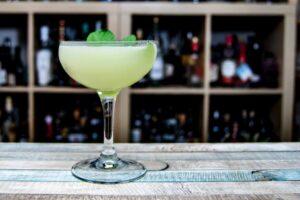 Richmond Gimlet oder Southside Cocktail? Beides ist im Prinzip der gleiche Cocktail.