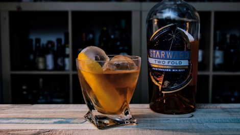 Starward Two-Fold Whisky im Old Fashioned.