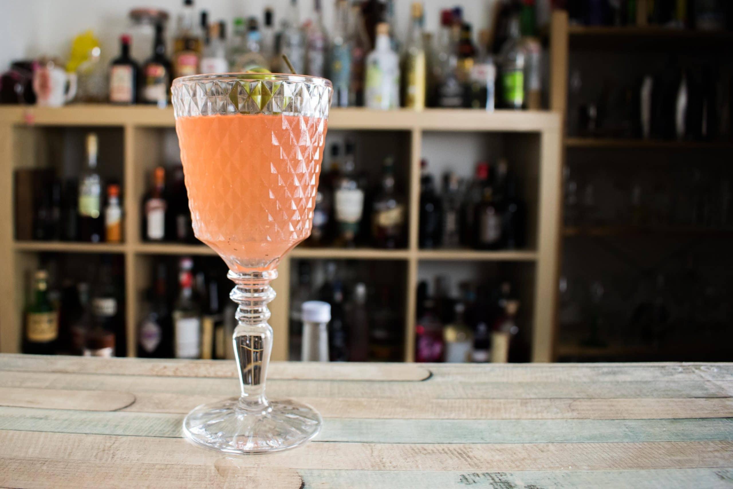 Der Anthropic Principle: Jede Version von euch, die diesen Cocktail nicht kennt, existiert nicht mehr.