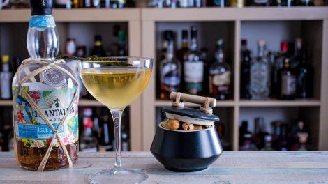 Fiji-Rum im Bob Harris-Cocktail.