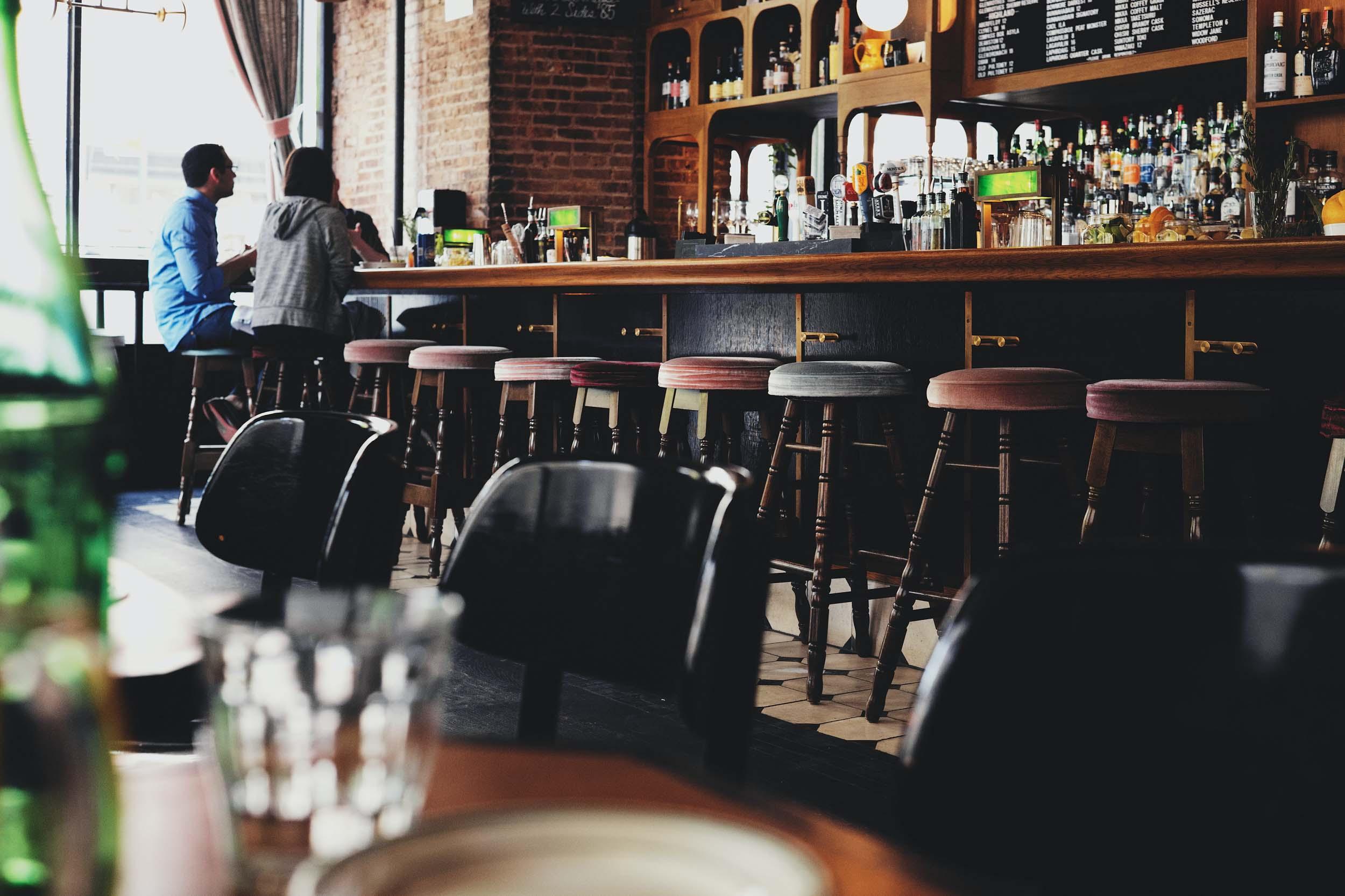 Auch, wenn New York riesig ist - die meisten Bars von Weltruhm findet ihr im Süden von Manhattan.