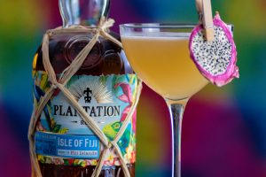 Plantation Isle of Fiji im Epiphany Daiquiri.